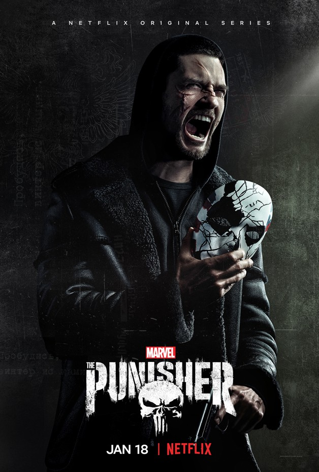 Jigsaw Punisher Ben Barnes Netflix Marvel