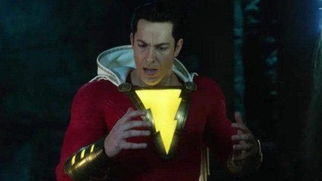 Shazam Zachary Levi DC Extended Universe
