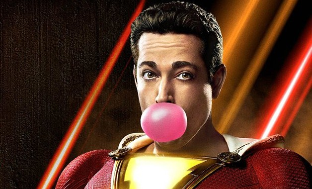 Justice League Shazam Zachary Levi DC