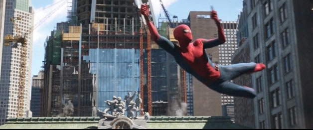 Sony Pictures Marvel Spider-Man Far From Home