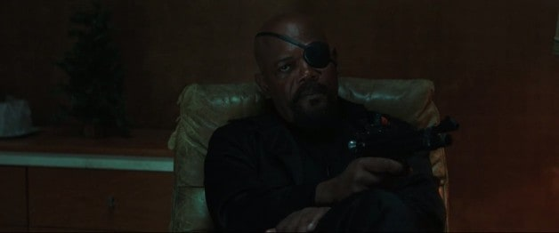 Spider-Man Far From Home Nick Fury Samuel L. Jackson