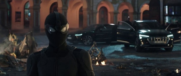 Spider-Man Far From Home Stealth Suit Tom Holland