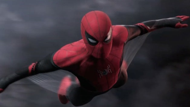 Spider-Man Far From Home Tom Holland Zendaya Kevin Feige