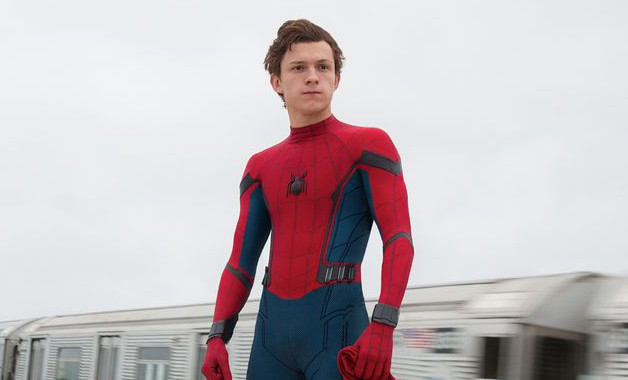 Spider-Man Far From Home Tom Holland