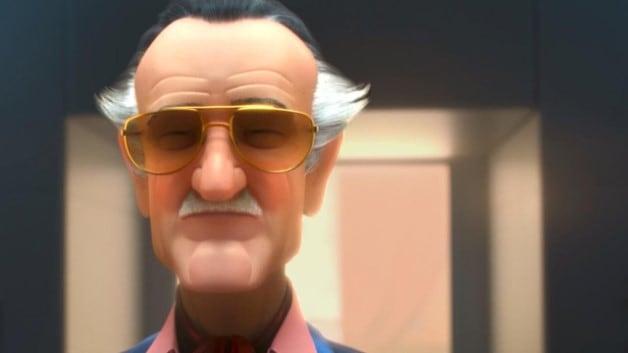 Stan Lee Cameo Avengers