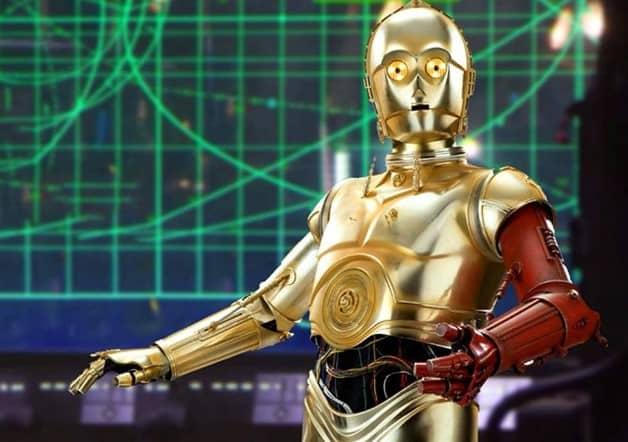 Star Wars Episode IX C-3PO
