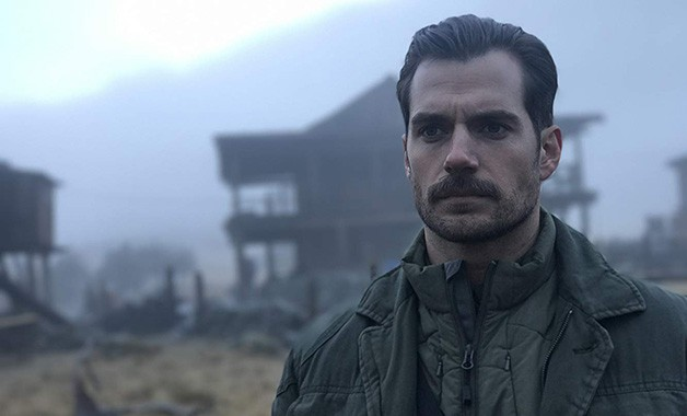 Superman Henry Cavill Mission: Impossible Krypton