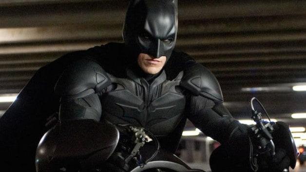 The Dark Knight Rises Christian Bale Warner Bros.