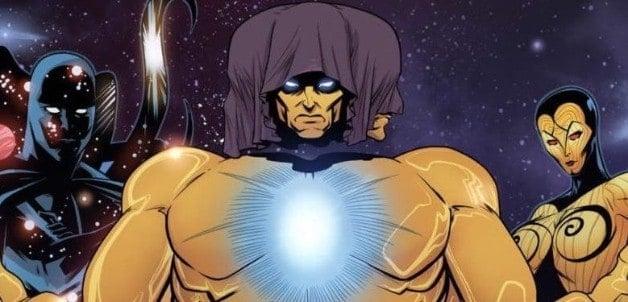The Living Tribunal Marvel Avengers Endgame MCU
