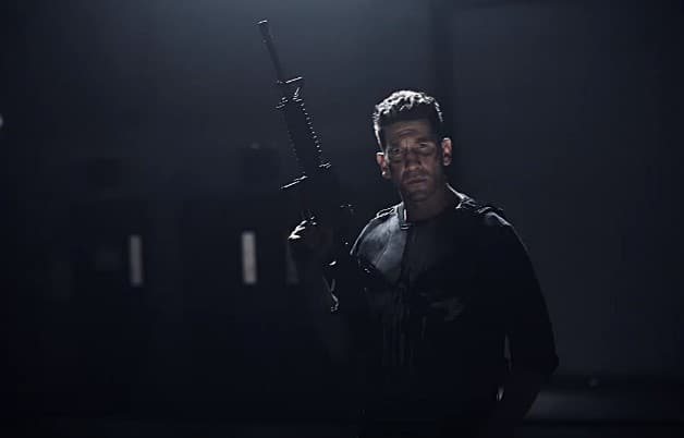 The Punisher Motion Poster