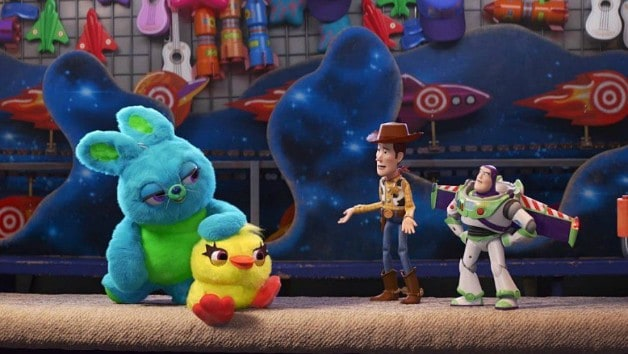 Toy Story 4 Plot Pixar Disney