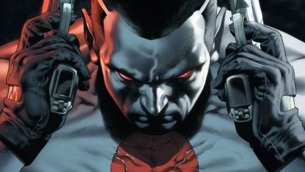 Vin Diesel Valiant Bloodshot