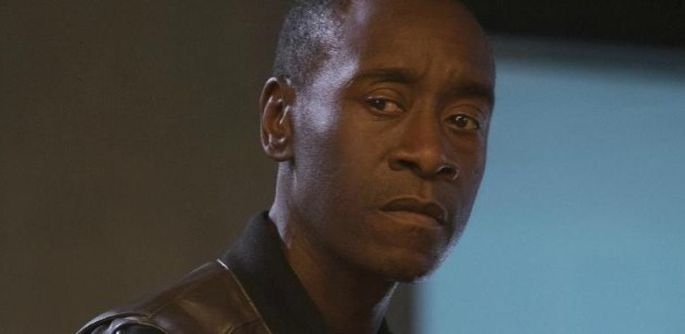 War Machine Don Cheadle Avengers Endgame
