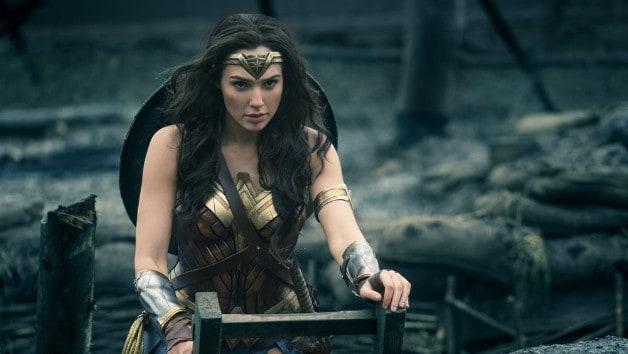 Wonder Woman 1984 Gal Gadot Patty Jenkins
