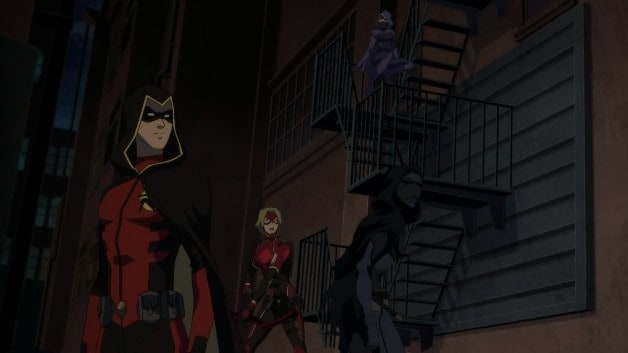 Young Justice Outsiders Season 3 DC Universe