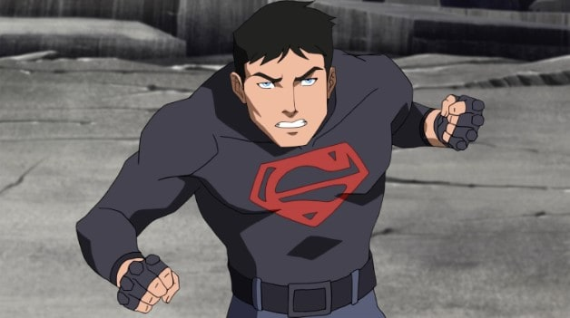 Young Justice Outsiders Superboy