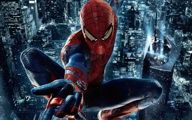 Amazing Spider-Man Marc Webb Your Name