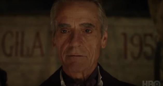 HBO Jeremy Irons Watchmen
