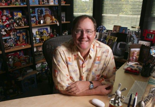 John Lasseter Disney Pixar Skydance