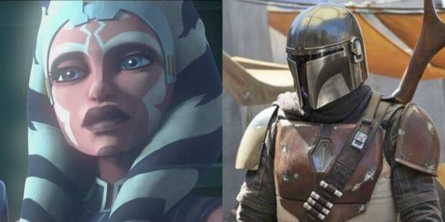 Star Wars Clone Wars Mandalorian