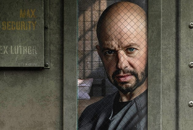 Supergirl Jon Cryer as Lex Luthor The CW