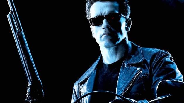 Arnold Schwarzenegger Terminator James Cameron