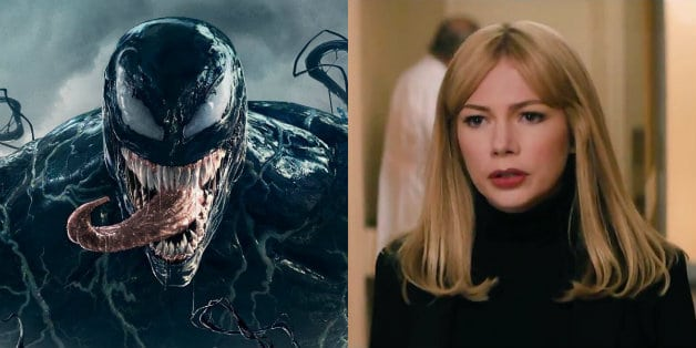 Venom Michelle Williams Tom Hardy Sundance