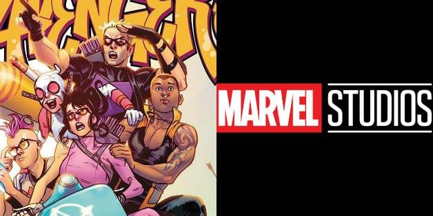 West Coast Avengers Marvel Studios