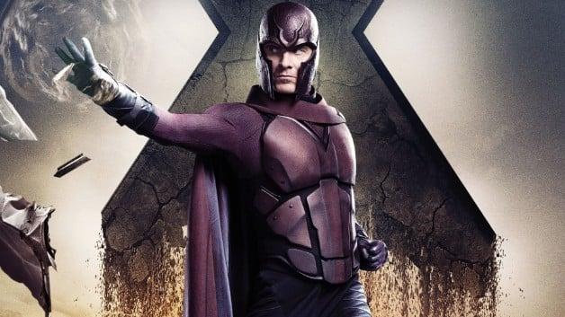 X-Men Dark Phoenix Michael Fassbender