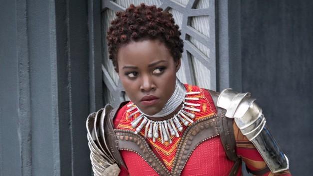 Lupita Nyong'o Black Panther Daniel Craig James Bond 25