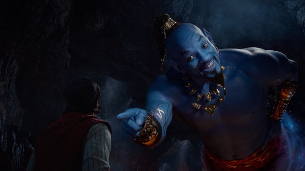 Aladdin Genie Will Smith Disney