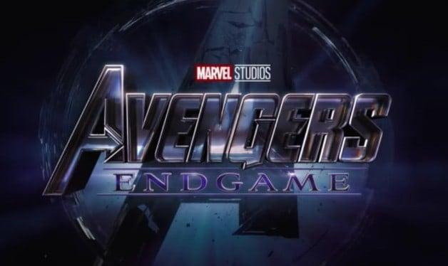 Avengers Endgame Logo Marvel Studios