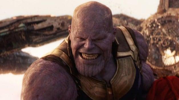 Avengers Endgame Thanos Marvel Jim Starlin