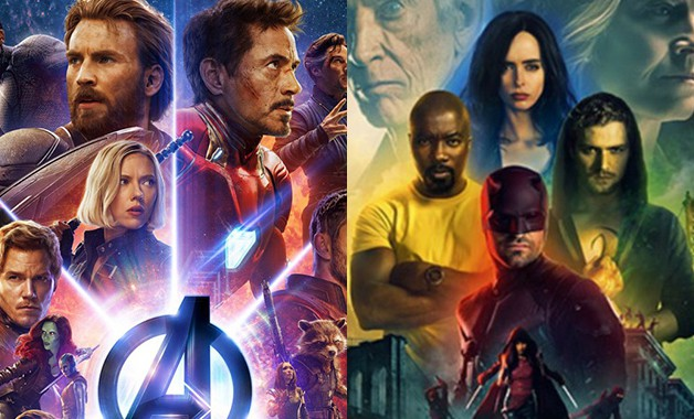 Avengers Endgame Netflix Defenders Marvel Kevin Feige