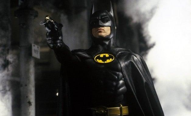 Batman Michael Keaton Tim Burton Gotham Spider-Man