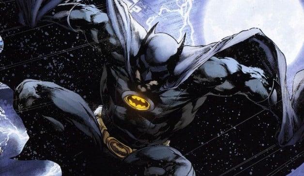 Batman Script Matt Reeves DC DCEU
