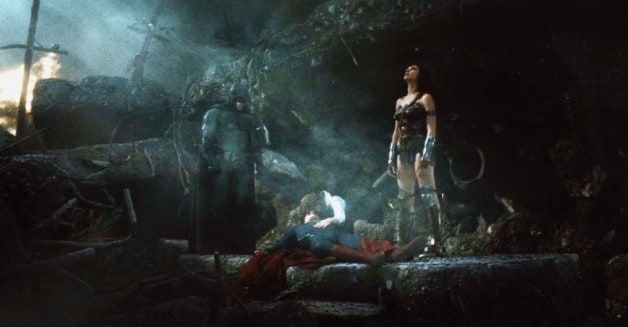 Batman v Superman Dawn of Justice DC Death