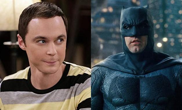 Batman Ben Affleck Big Bang Theory