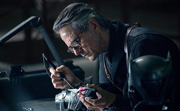 Batman Jeremy Irons Alfred Pennyworth