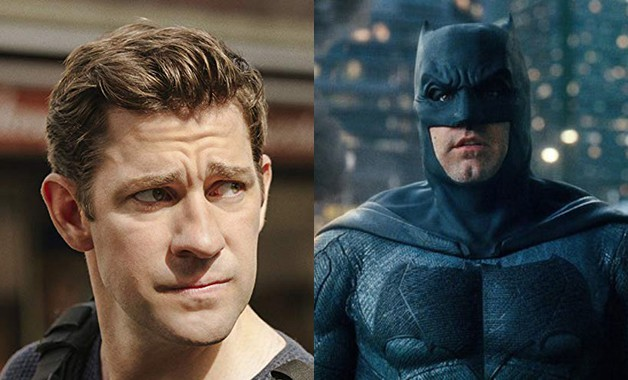 John Krasinski Replaces Ben Affleck As Batman And It's Incredible