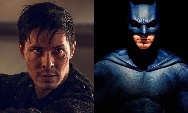 Batman Lewis Tan Ben Affleck DC Comics