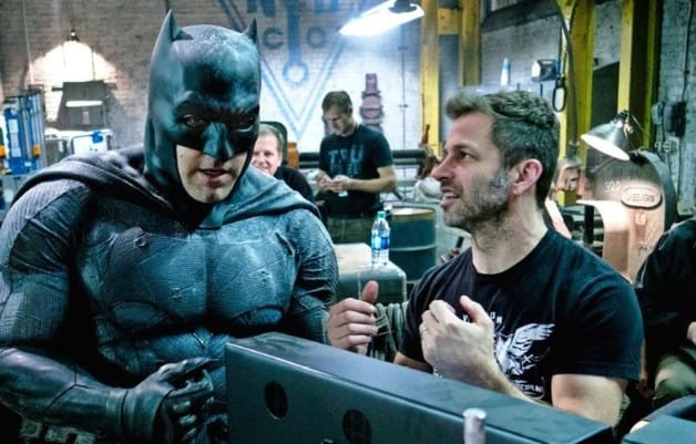 Ben Affleck Confirms What Everyone's Been Hearing About The Future Of 'Batman'