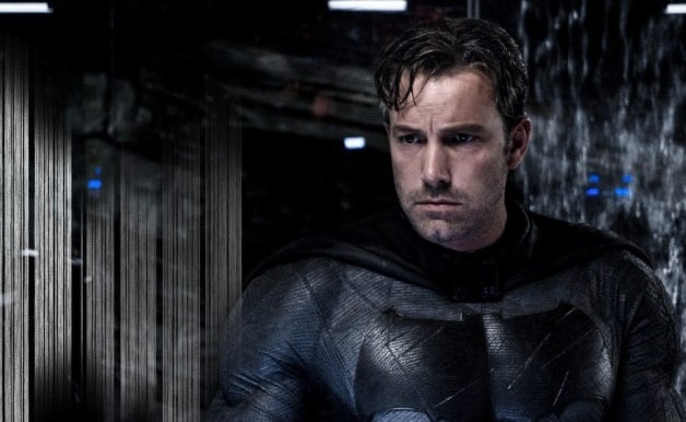 Ben Affleck Batman Justice League Zack Snyder