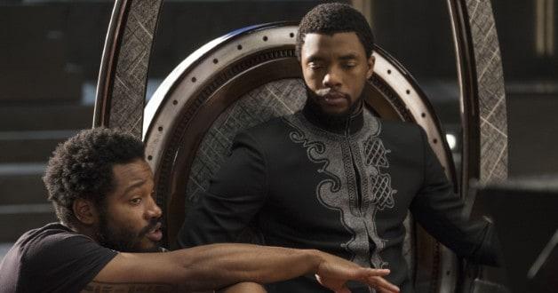 Black Panther Chadwick Boseman Ryan Coogler Marvel
