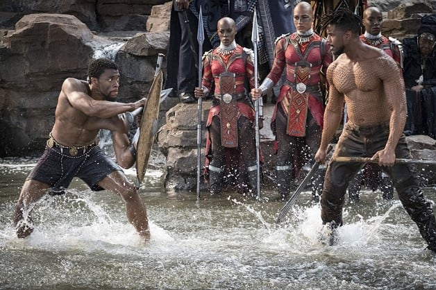 Black Panther Kevin Feige Oscars