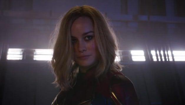 Brie Larson Captain Marvel MCU Marvel Kevin Feige Aquaman, Deadpool Wonder Woman