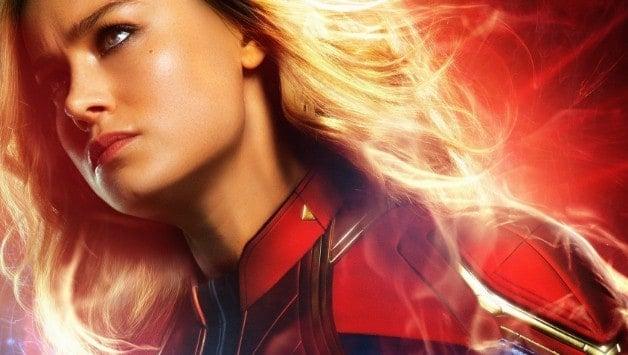 Captain Marvel Annette Bening