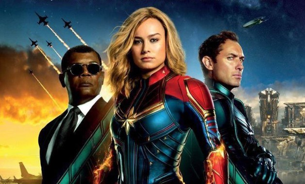 New Captain Marvel TV Spot Reveals a Funny Goose Scene