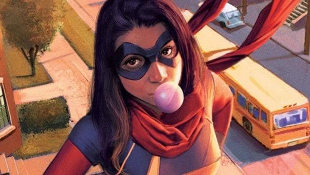 Captain Marvel Kevin Feige Kamala Khan