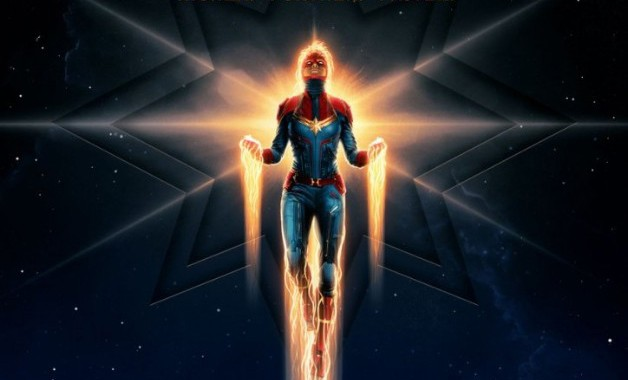 Captain Marvel Studios Brie Larson Kevin Smith